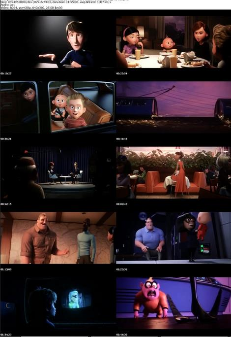 The Incredibles 2 (2018) FULL HDCAM x264-24HD