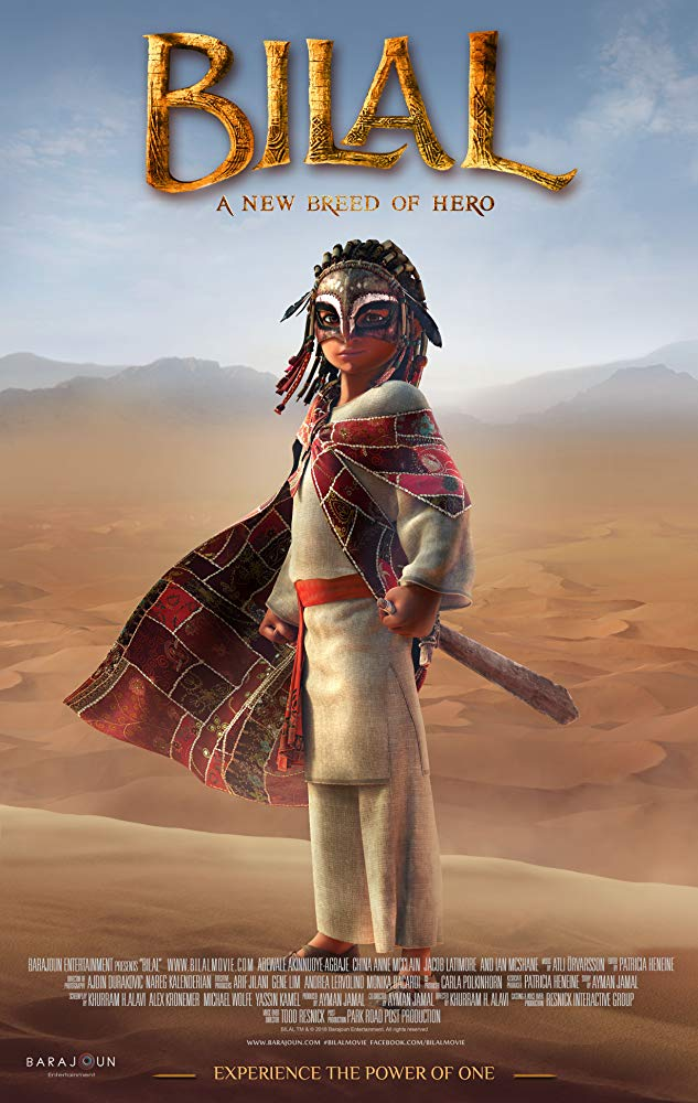 Bilal A New Breed of Hero (2018) 1080p WEB-DL H264 AC3-EVO