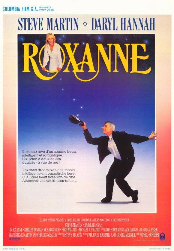 Roxanne 1987 BRRip XviD MP3-XVID