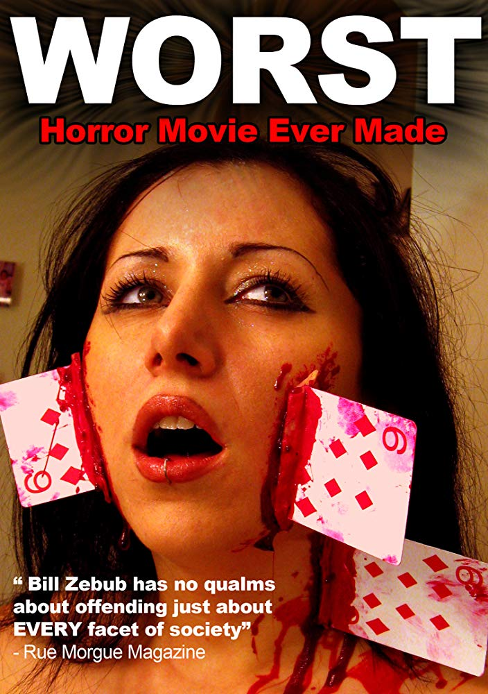 The Worst Horror Movie Ever Made 2005 DVDRip XViD
