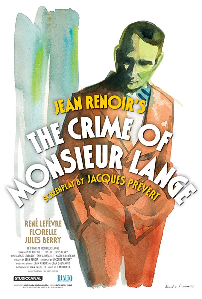 The Crime of Monsieur Lange 1936 1080p BluRay x264-USURY