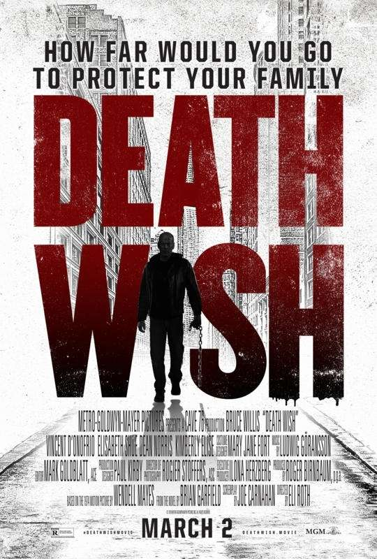 Death Wish 2018 BRRip x264 AAC-SSN