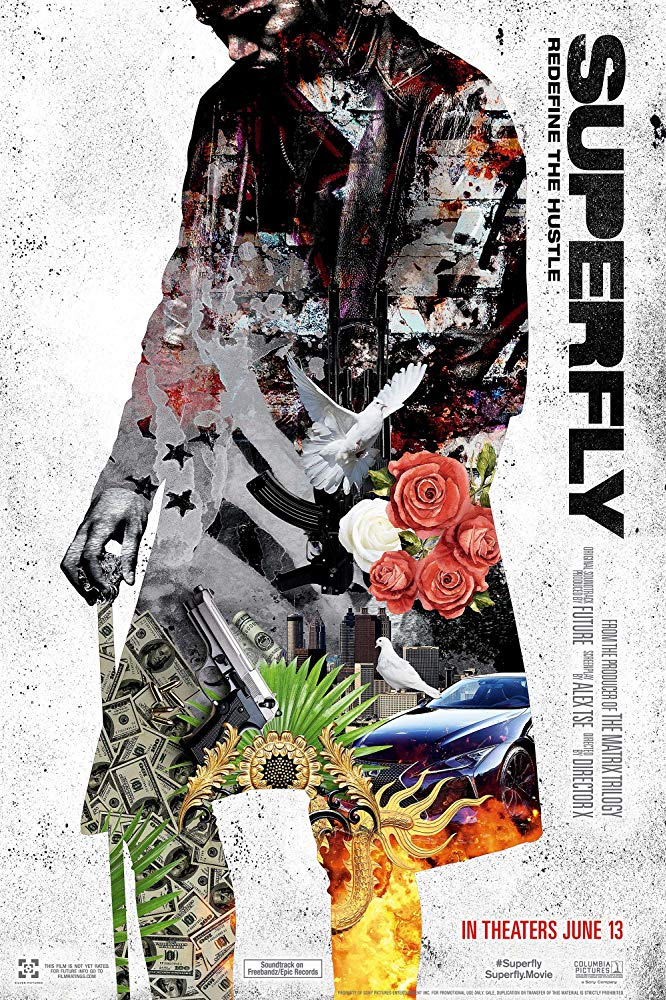 SuperFly (2018) HDCAM XviD-AVID