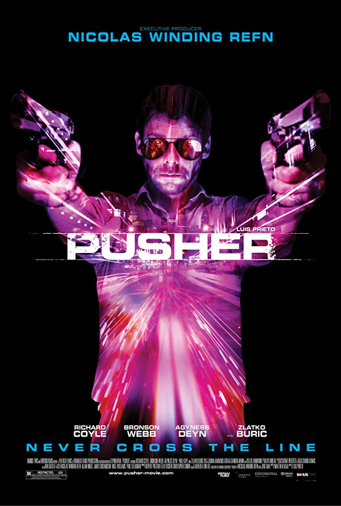 Pusher 2012 BRRip XviD MP3-XVID