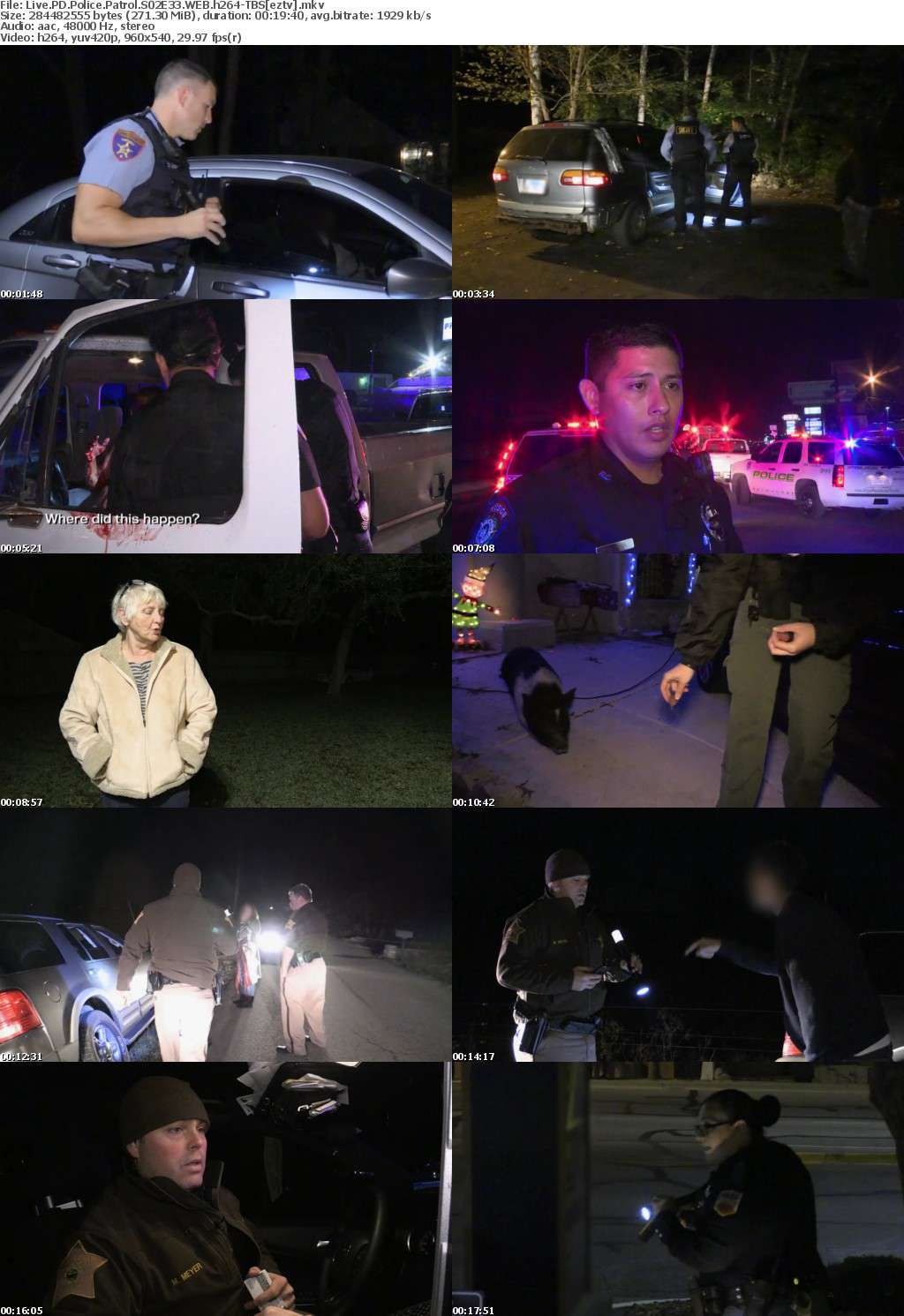 Live PD Police Patrol S02E33 WEB h264-TBS