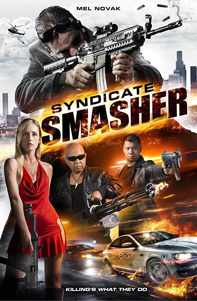 Syndicate Smasher 2017 HDRip AC3 X264-CMRG