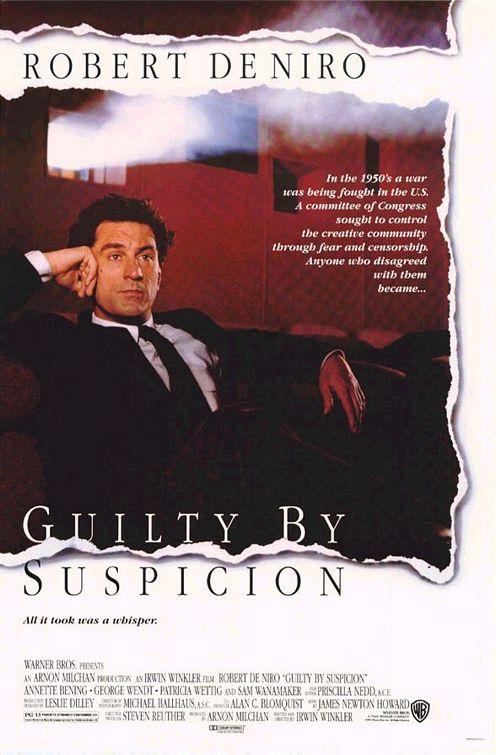 Guilty By Suspicion 1991 HDRIP H264 AC3-5 1-RypS