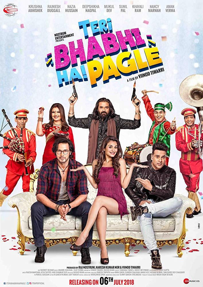 Teri Bhabhi Hai Pagle 2018 Hindi 1CD PreDvDRip x264 AAC - xRG