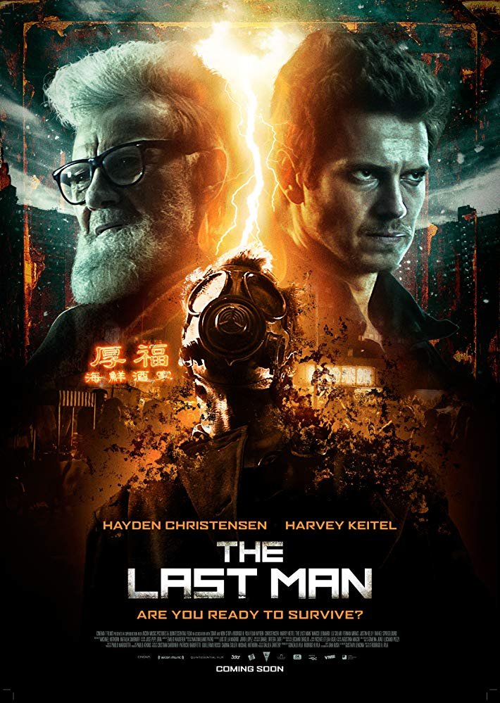 The Last Man 2018 HC HDRip XviD AC3 With Sample LLG