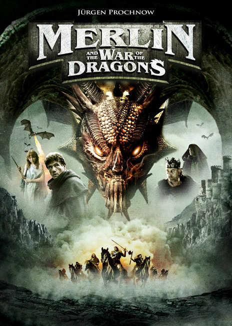 Merlin And The War Of The Dragons 2008 720p BluRay H264 AAC-RARBG