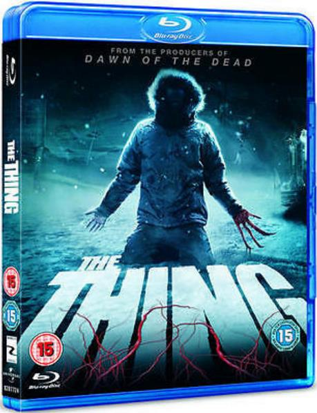 The Thing 2011 720p BluRay x264 Dual Audio Hindi 2 0 - English 2 0 ESub MW