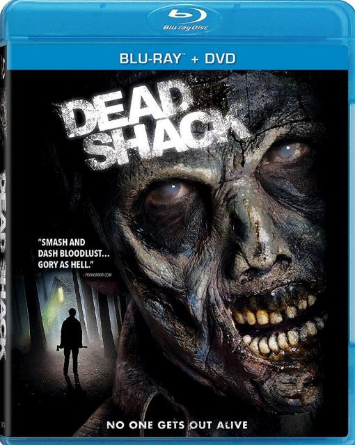 Dead Shack (2017) BDRip XviD AC3-EVO
