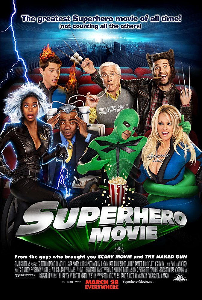 Superhero Movie 2008 EXTENDED BRRip XviD MP3-XVID