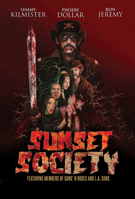 Sunset Society (2018) HDRip AC3 X264-CMRG