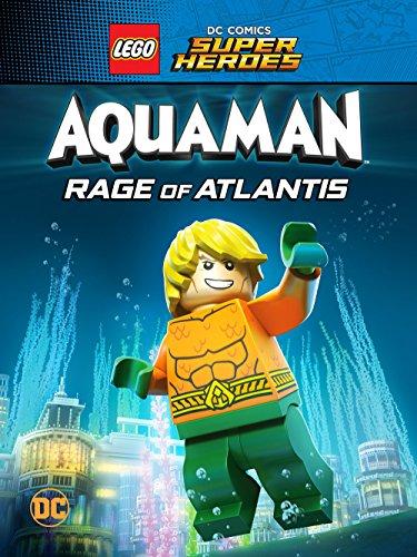 LEGO DC Comics Super Heroes Aquaman Rage of Atlantis 2018 BRRip XviD AC3-XVID