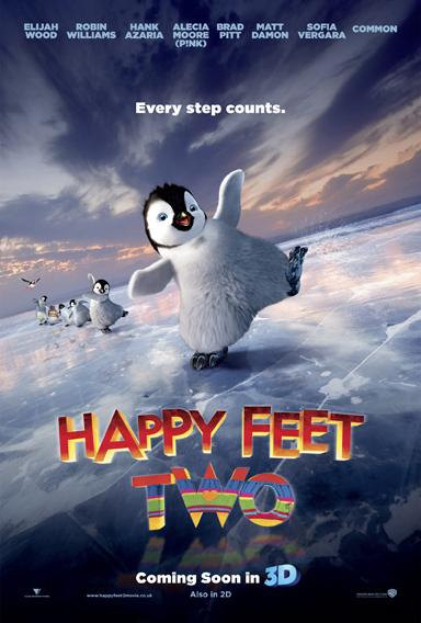 Happy Feet Two 2011 BRRip XviD MP3-XVID