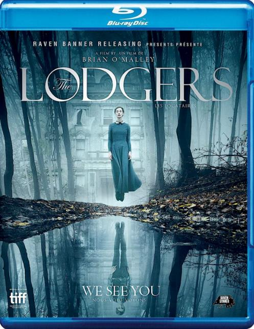 The Lodgers - Non infrangere le regole (2017) 720p BluRay H264 [Italian+English] Ac3-5.1-MIRCrew