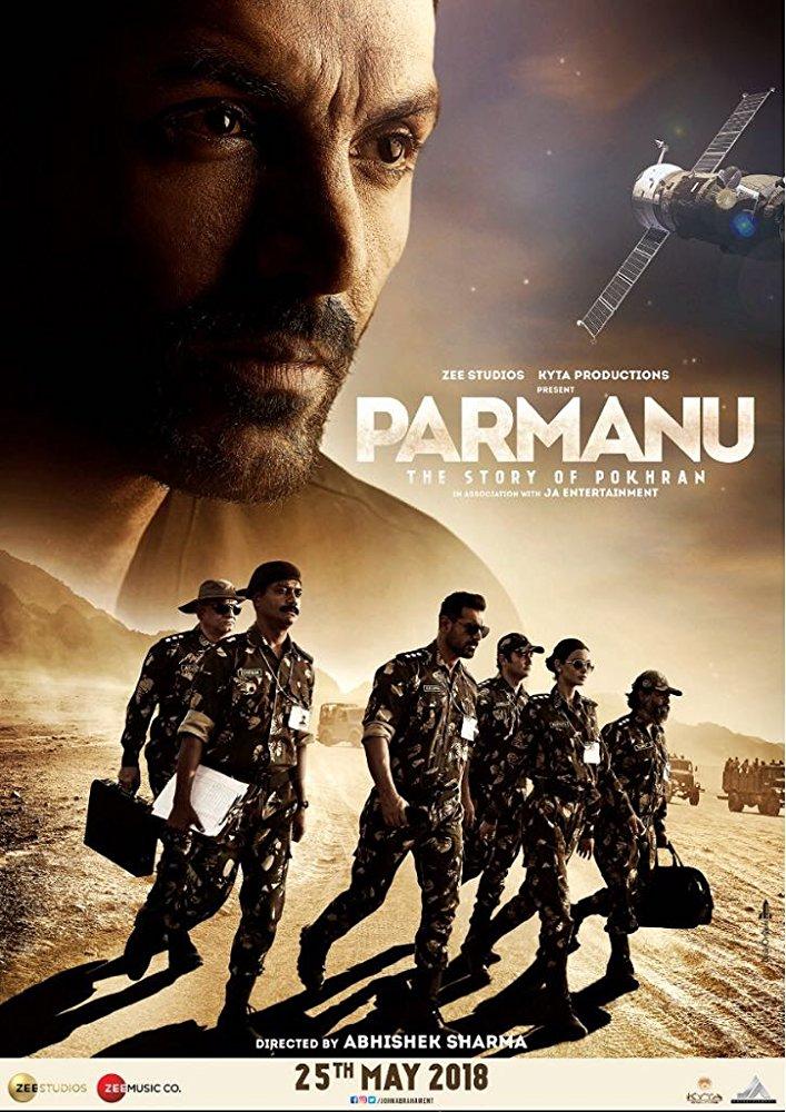 Parmanu The Story Of Pokhran (2018) Hindi 720p WEB-DL x264 MW