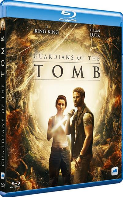 Guardians of The tomb (2018) 720p BluRay H264 [Italian+English] Ac3-5.1-MIRCrew