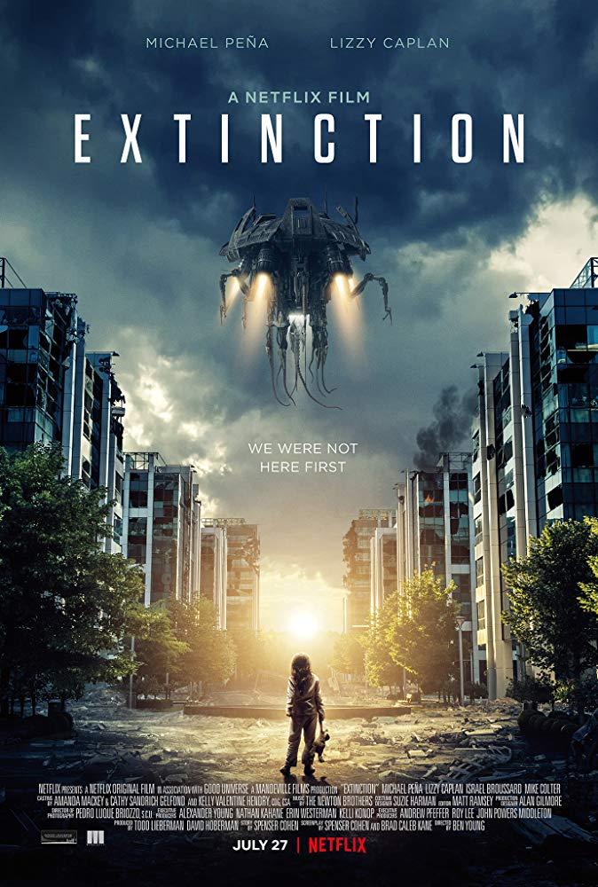 Extinction 2018 720p WEBRip XviD AC3-FGT