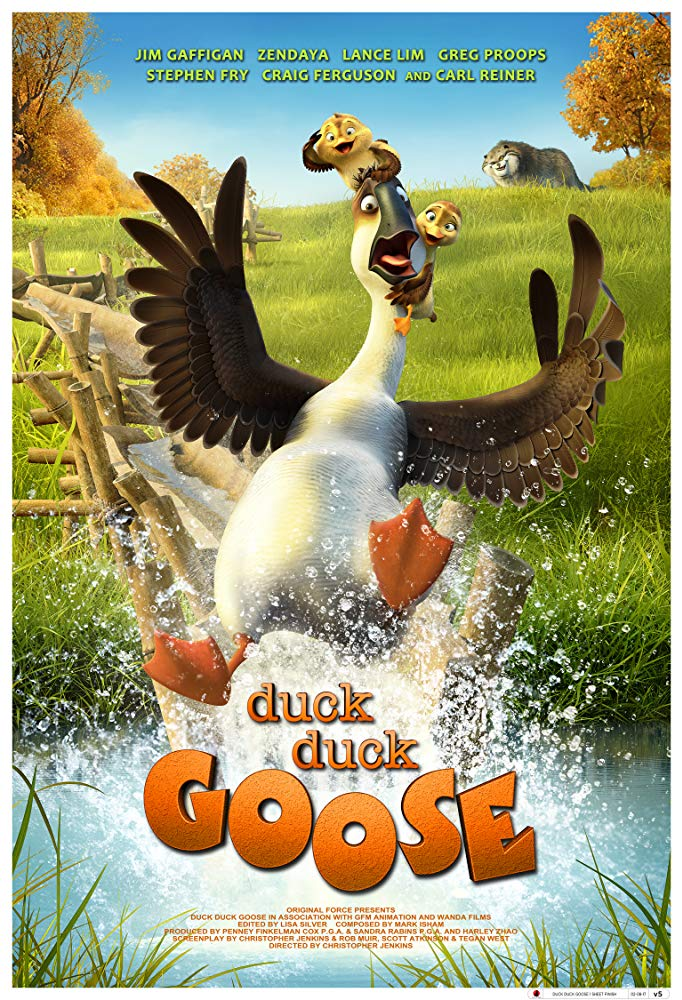 Duck Duck Goose 2018 720p BluRay X264 With Sample LLG