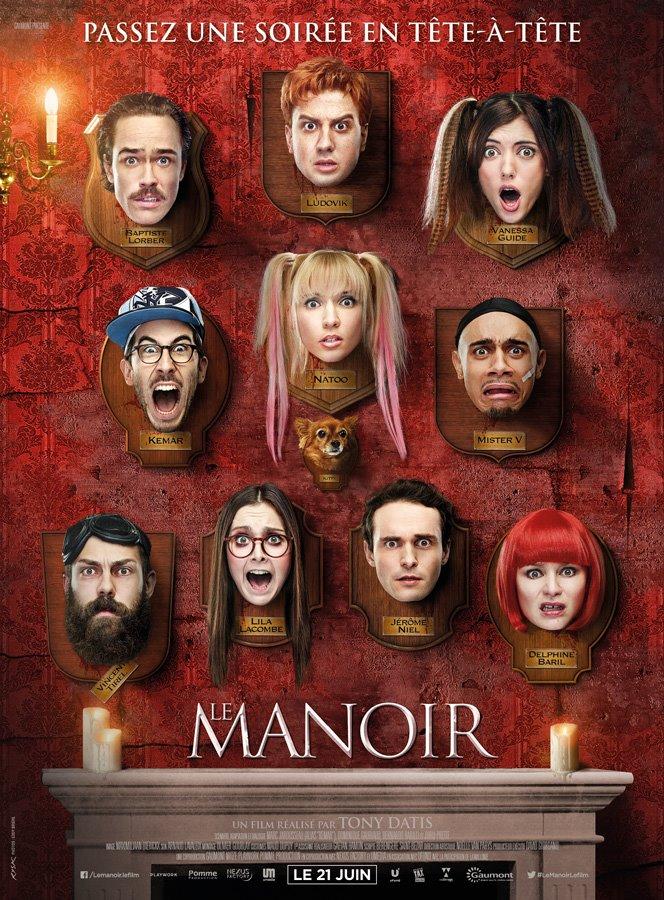 Le manoir (2017) [WEBRip] [720p] YIFY