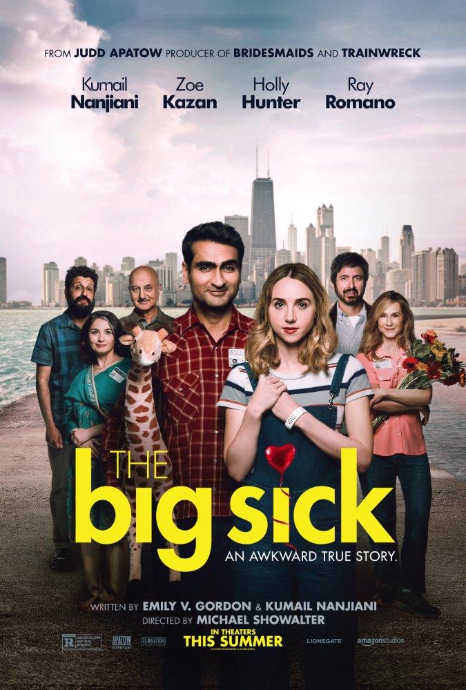 The Big Sick (2017) [BluRay] [720p] YIFY