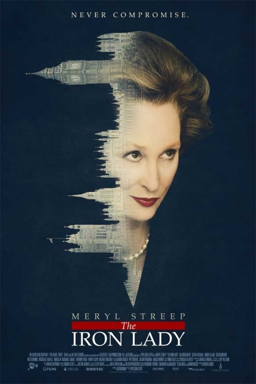 The Iron Lady (2011) [BluRay] [720p] YIFY