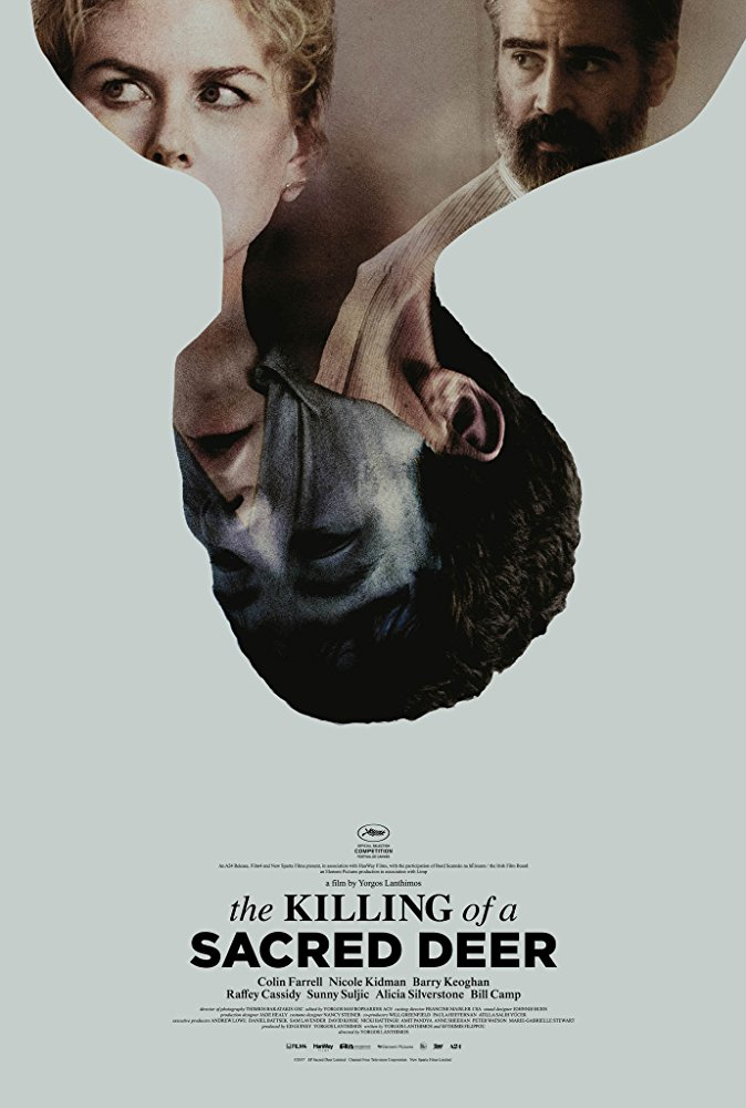 The Killing of a Sacred Deer (2017) [BluRay] [720p] YIFY