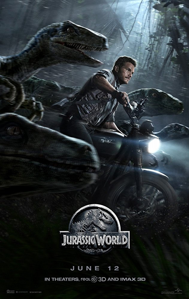 Jurassic World (2015) [BluRay] [720p] YIFY