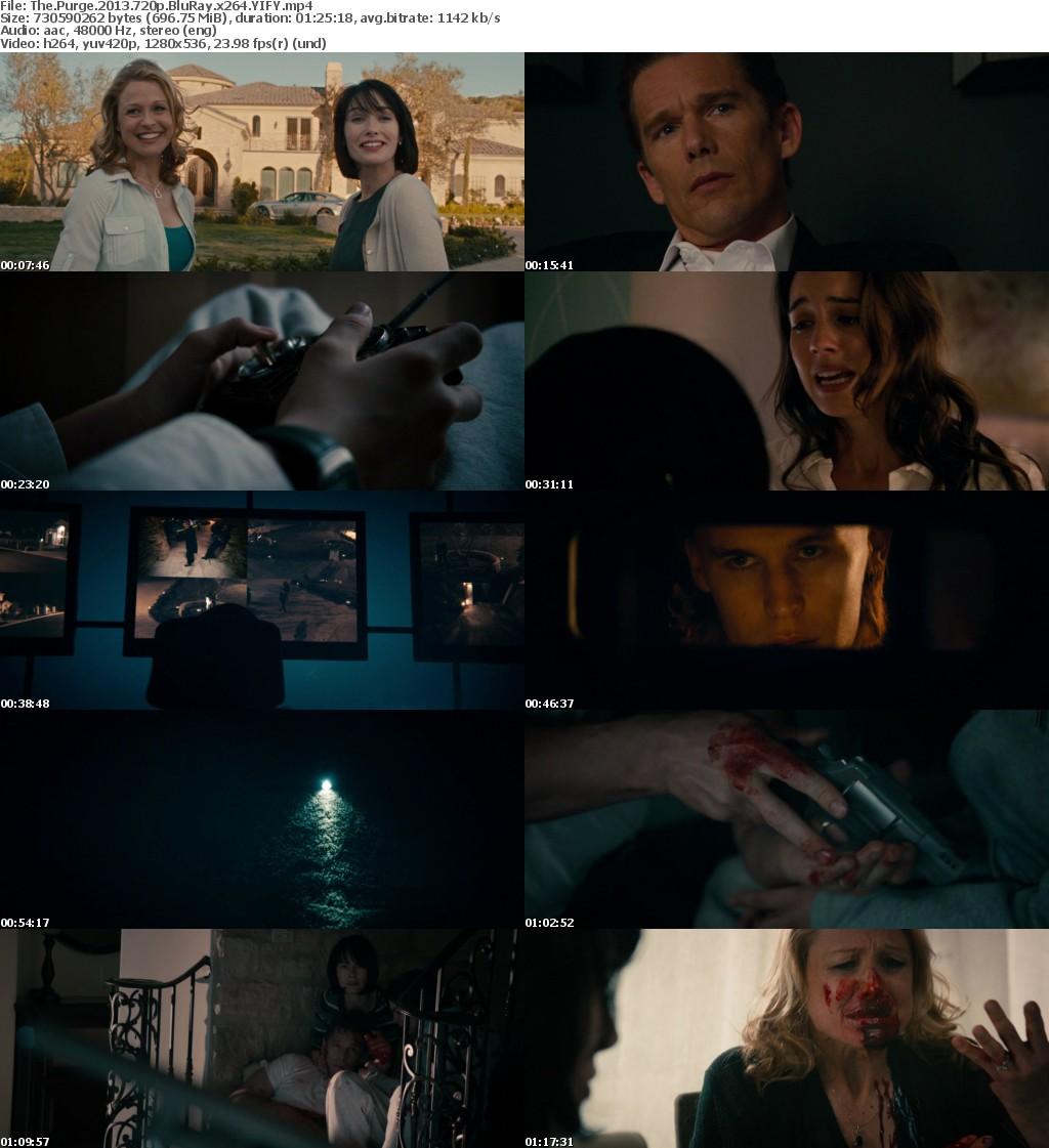 The Purge (2013) [BluRay] [720p] YIFY