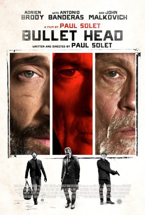 Bullet Head (2017) 720p H264 italian english Ac3-5 1 sub ita-MIRCrew