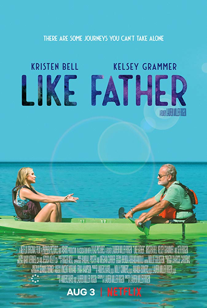 Like Father (2018) 720p WEB-HD 750 MB - iExTV