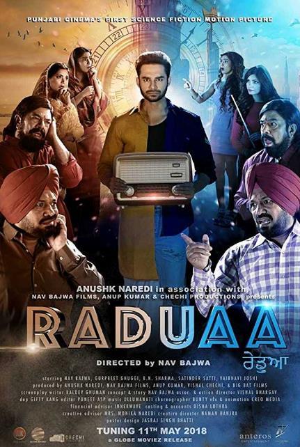 Raduaa (2018) Punjabi 720p DTHRip x264-DLW