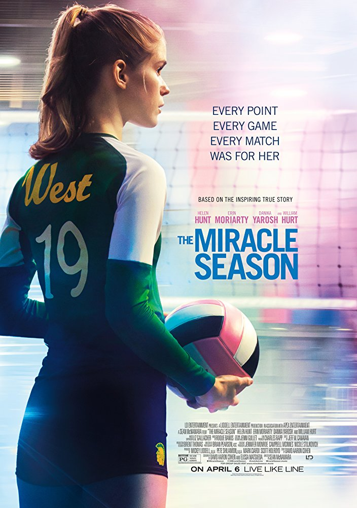 The Miracle Season (2018) [BluRay] [720p] YIFY