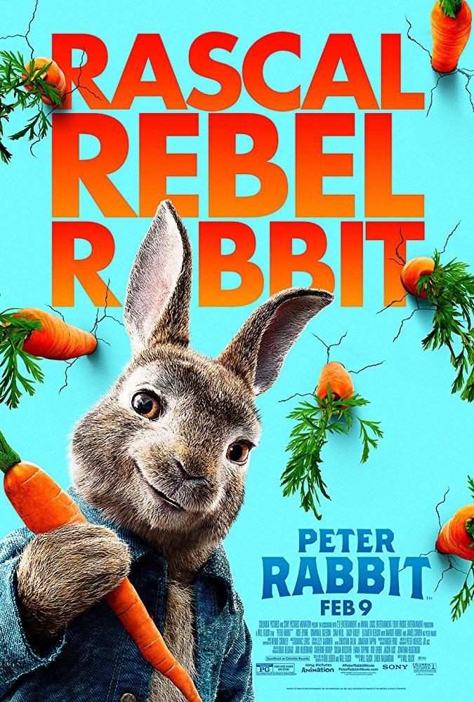 Peter Rabbit 2018 720p BluRay X264 With Sample MFH