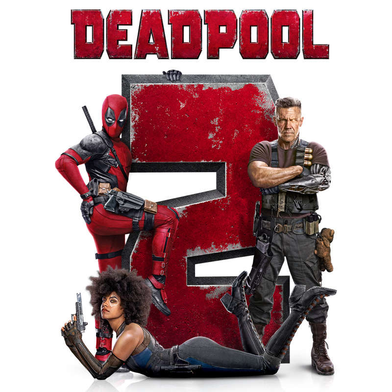 Deadpool 2 2018 Super Duper Cut UNRATED 720p BRRip x264 ESub MW