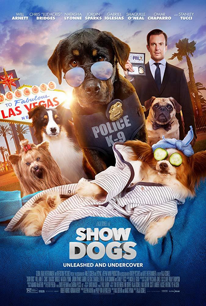 Show Dogs 2018 1080p BluRay H264 AAC-RARBG