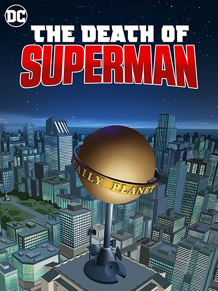 The Death of Superman 2018 1080p BluRay x264-SADPANDA