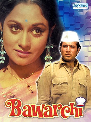Bawarchi (1972) 720p BDRip Hindi AC3 x264 Encoded By-RishiBhaiRDs