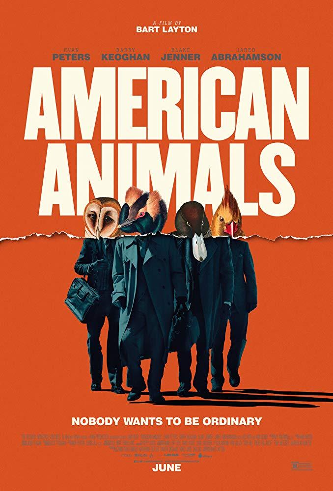 American Animals 2018 BRRip XviD AC3-XVID
