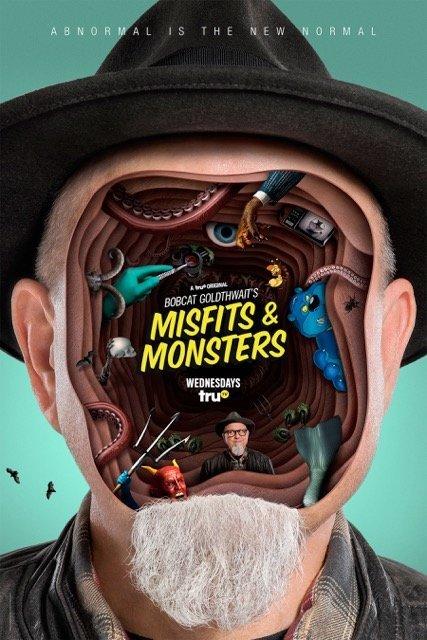 Bobcat Goldthwaits Misfits And Monsters S01E06 HDTV x264-YesTV