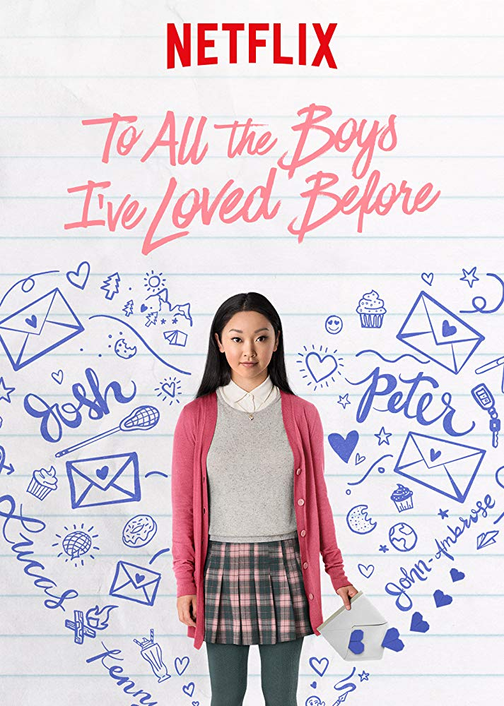 To All the Boys I ve Loved Before 2018 720p NF WEB-DL DD+5 1 x264-CMRG