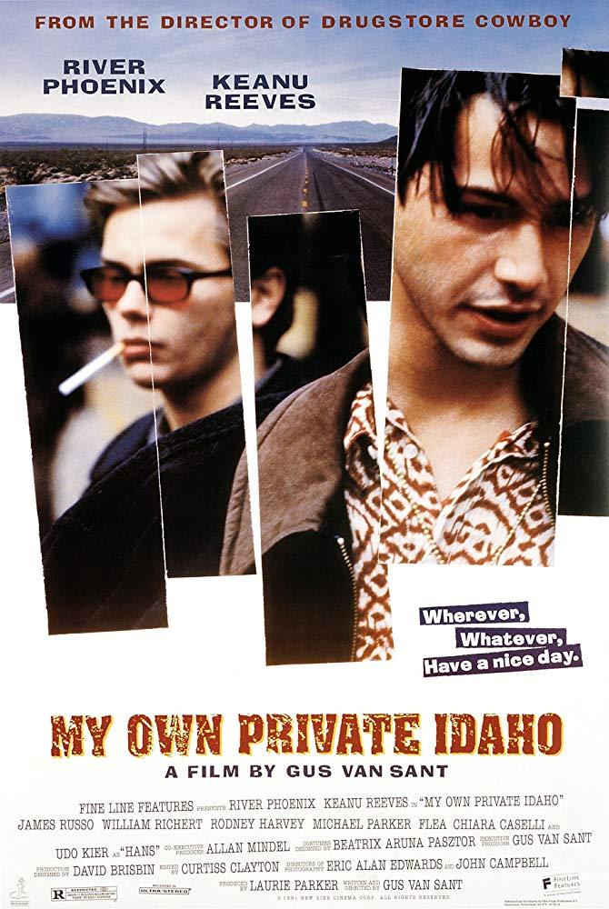 My Own Private Idaho 1991 BRRip XviD MP3-XVID