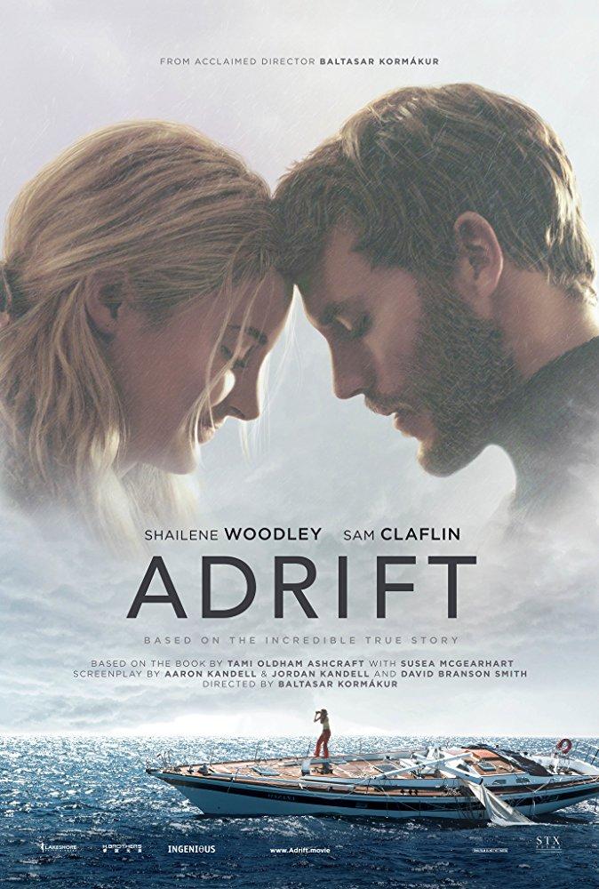 Adrift 2018 720p BRRip X264 AC3-EVO