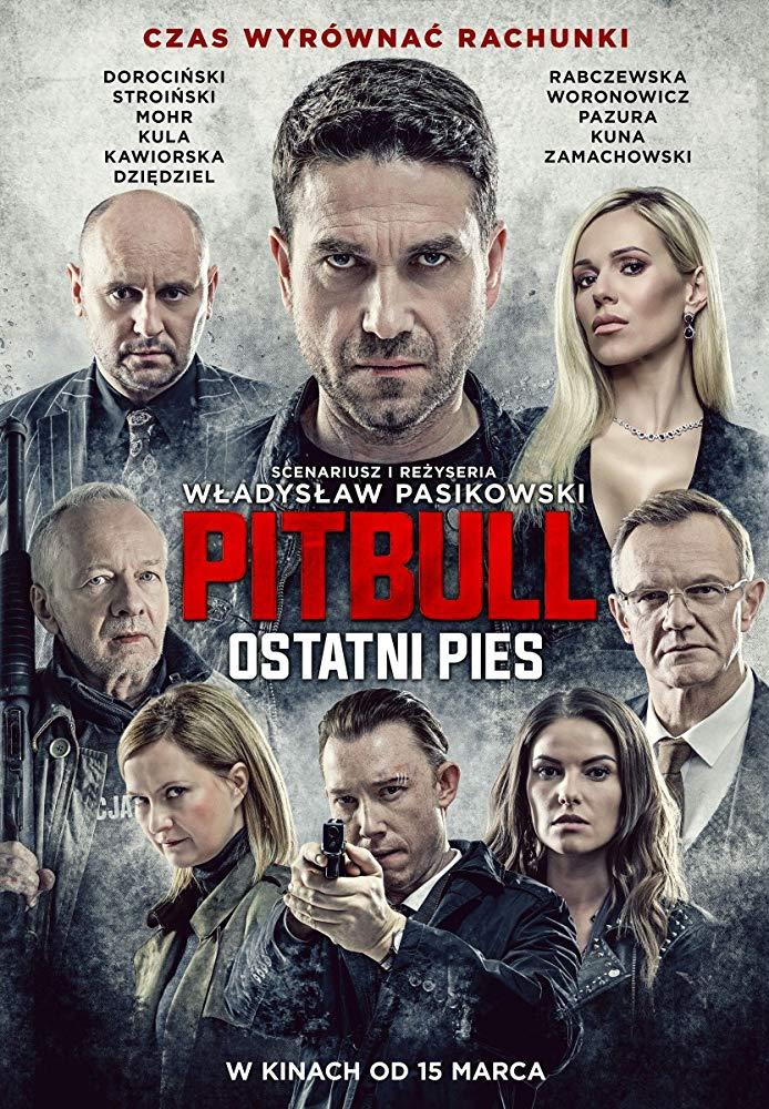 Pitbull Last Dog 2018 BDRip x264-SPRiNTER