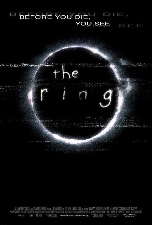 The Ring 2002 720p BluRay x264 Dual Audio Hindi DD 5 1 - English 2 0 ESub MW