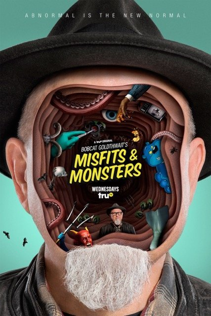 Bobcat Goldthwaits Misfits And Monsters S01E08 HDTV x264-YesTV