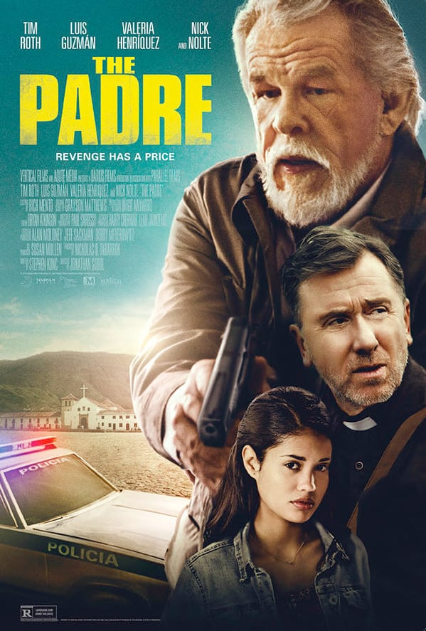 The Padre 2018 HDRip XviD AC3 MFH