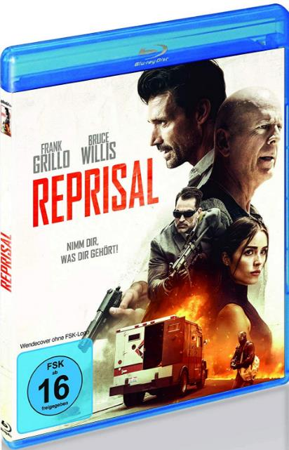 Reprisal (2018) HDRip XviD-AVID